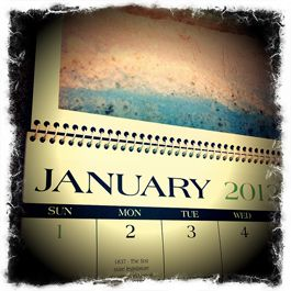 Do you make writing resolutions each January?