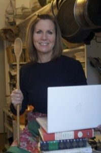 Here is Lorraine Thompson of Copywriters Kitchen