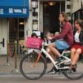 biking and writing