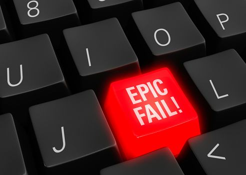 fear of writing failure