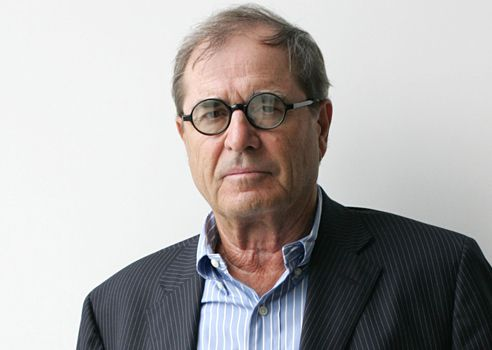 The figurative language of Paul Theroux…