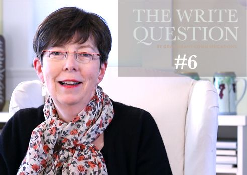 How do you recognize 'good' writing? [video]