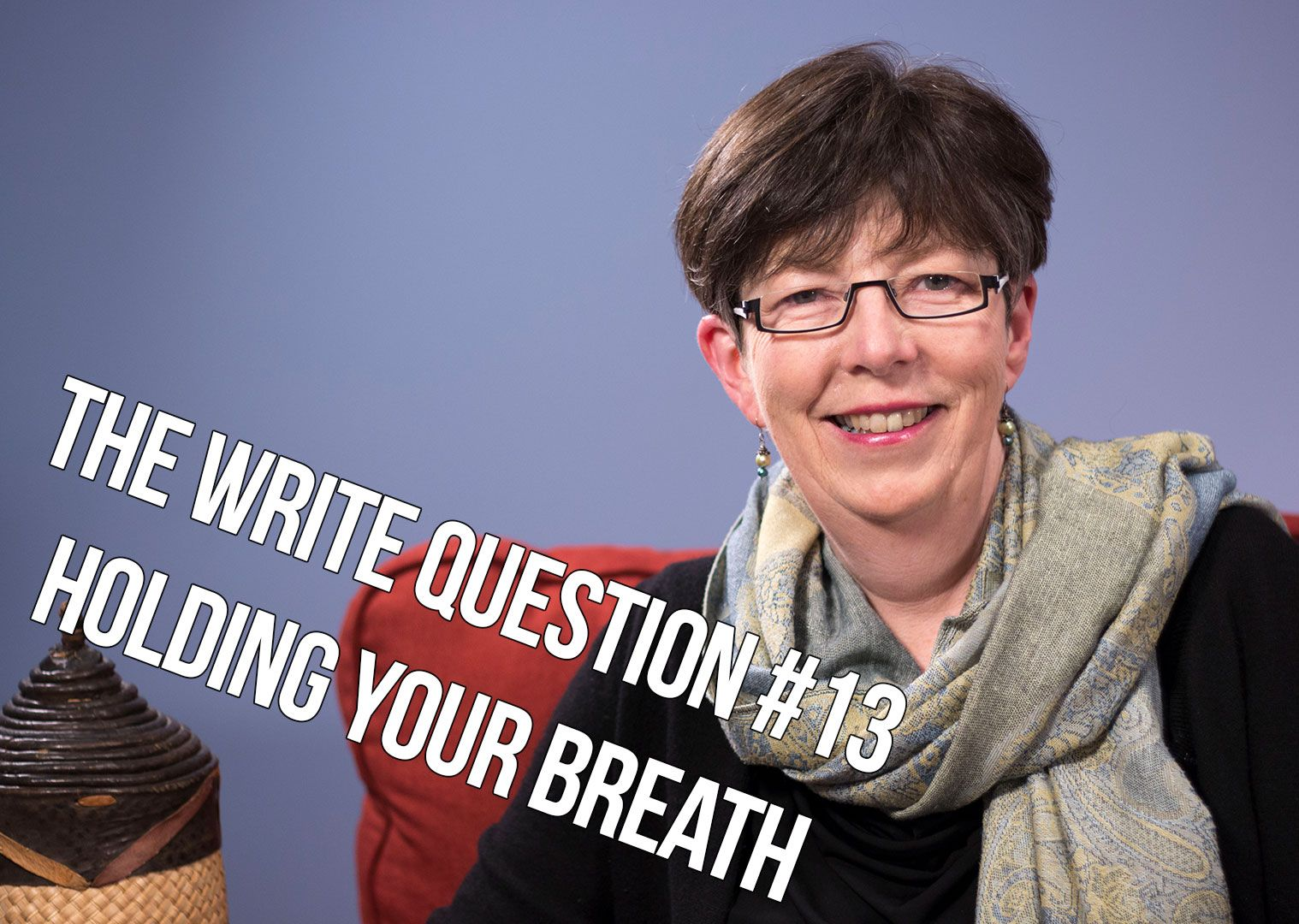 How can I stop holding my breath? [video]