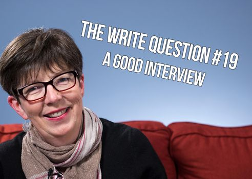 How can I be a good interview subject? [video]