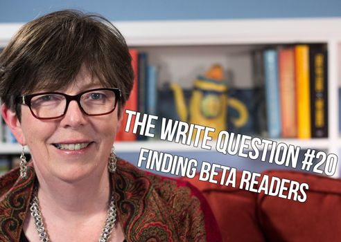How do I deal with beta readers? [video]