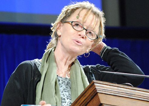 Writing (and living) advice from Anne Lamott…