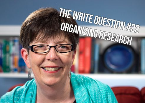 How can I organize my research? [video]
