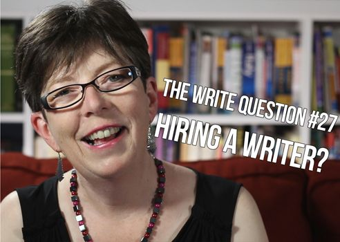 Should I hire a writer for my website? [video]