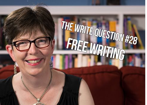 How can I speed up my free writing? [video]