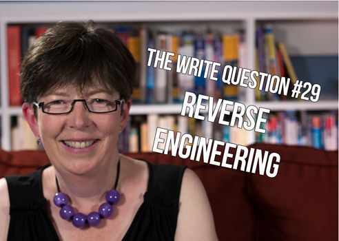 What is reverse engineering for writers? [video]