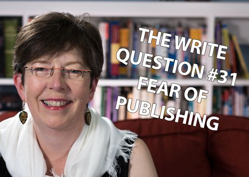 What can I do about my fear of publishing? [video]