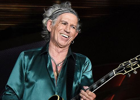 Five writing lessons from Keith Richards…