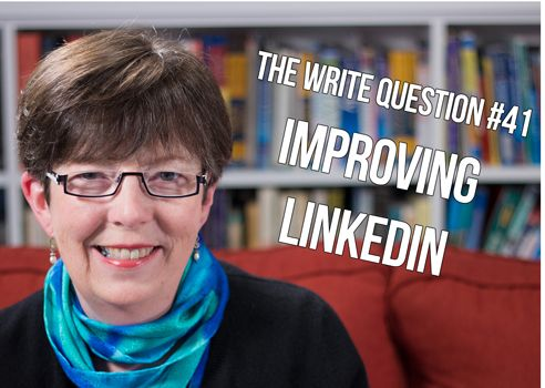 How can I write to increase my followers in LinkedIn? [video]