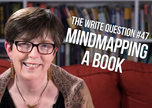 How can I mindmap my book? [video]