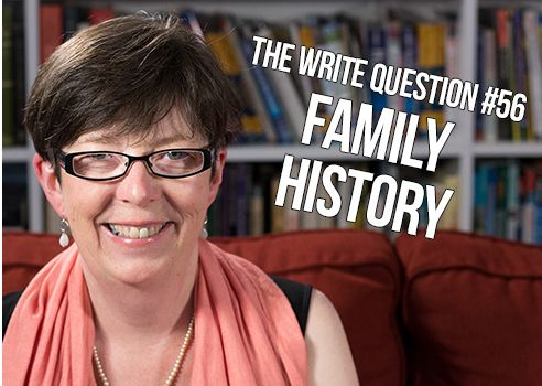 How should I capture my family history? [video]
