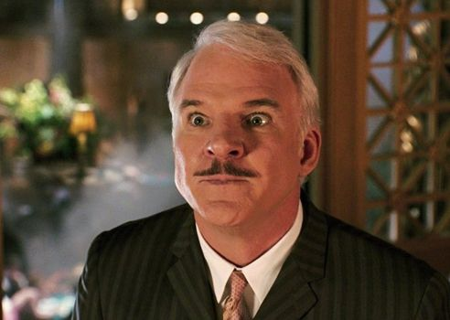 Writing lessons from Steve Martin