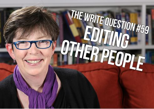 How to be a better editor for others [video]