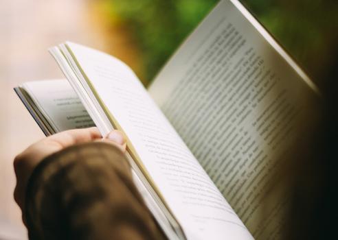 stop reading start writing