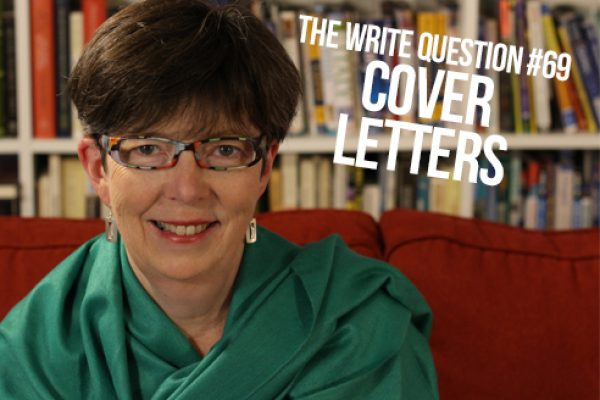 How can I write a cover letter? (video)