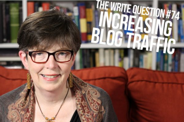 How can I drive traffic to my blog?
