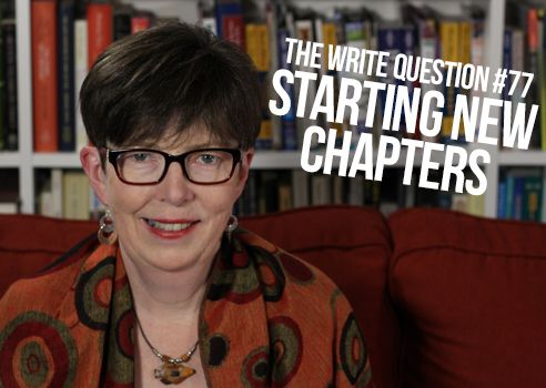 when to start a new chapter