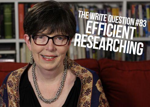 efficient research