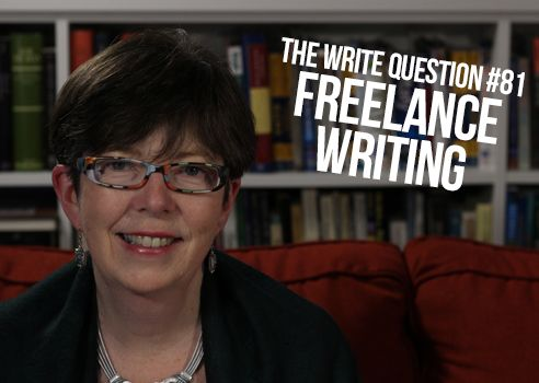 becoming a freelance writer