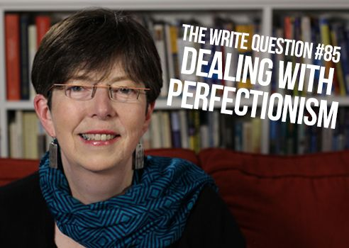 perfectionism for writers