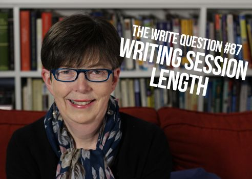 how long should a writing session be?