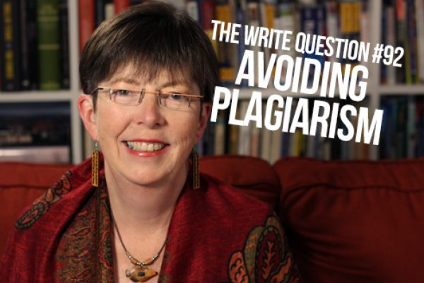 How can I avoid plagiarizing? (video)