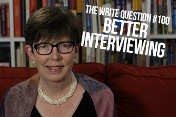 How can I become a better interviewer? (video)