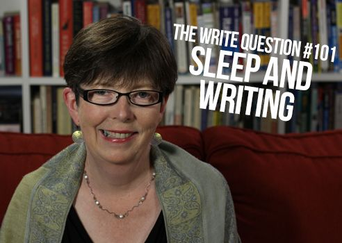 how writers can manage their sleep habits