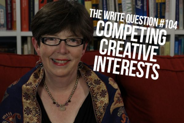 How can I deal with competing creative interests? (video)